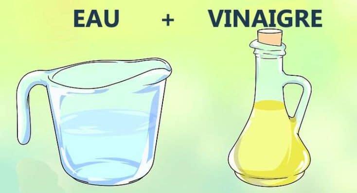 déboucher sanibroyeur eau vinaigre